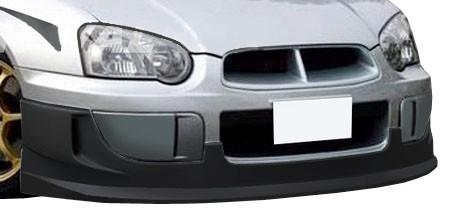 Dokładka Przód Subaru Impreza MK2 03+ (PU) - GRUBYGARAGE - Sklep Tuningowy